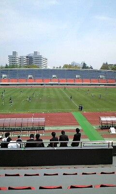 今日の駒沢