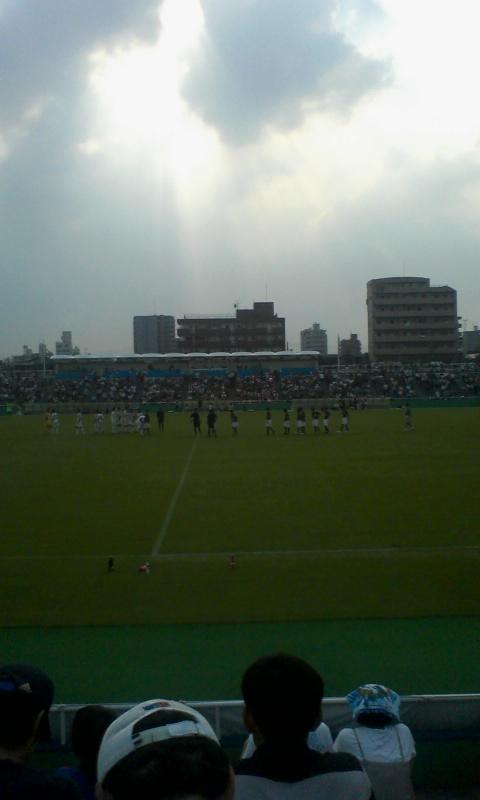 第二試合終了
