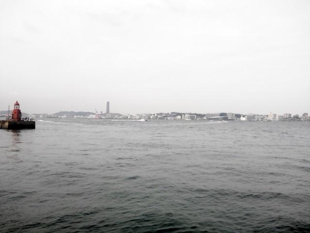 門司港にて
