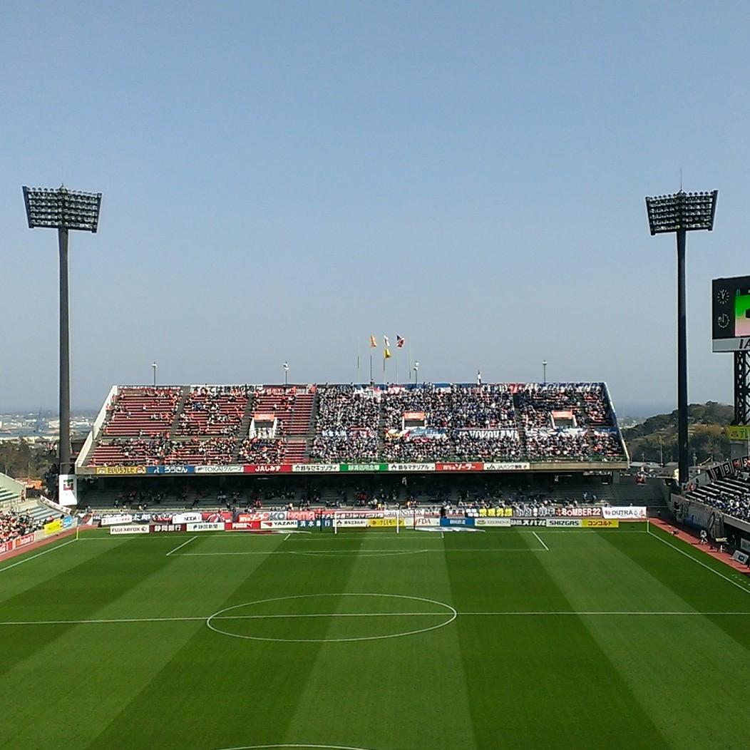 今日の日本平